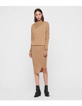 Sofi Cashmere Blend Dress by Allsaints
