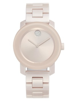 Bold Ceramic Bracelet Watch, 36mm by Movado