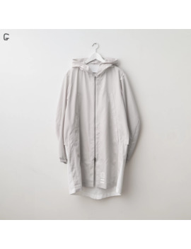 Ii Se Technical Raincoat by Iise  ×