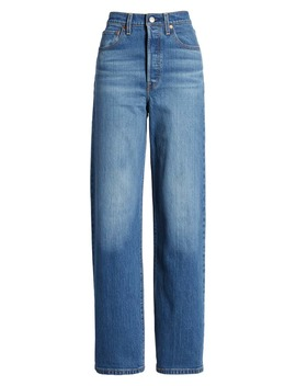Ribcage Super High Waist Straight Leg Jeans by Levi's®