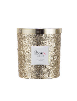 Starlet Candle   Gold by Bouxavenue