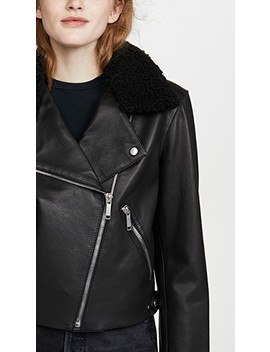 Liv Supreme Biker Jacket by One By Lth