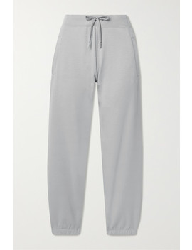 Stretch Pima Cotton Track Pants by Handvaerk