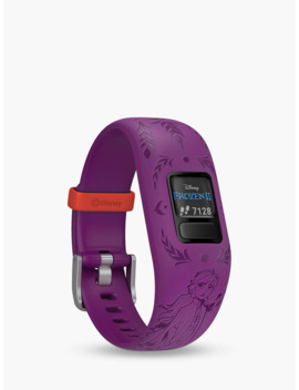 Garmin Vivofit Jr. 2, Adjustable Disney Frozen 2, Anna Activity Tracker And Watch For Children by Garmin