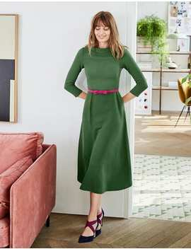 Violet Ottoman Dress   Broad Bean by Boden