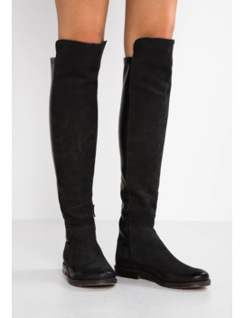 Clash   Over The Knee Boots by Felmini