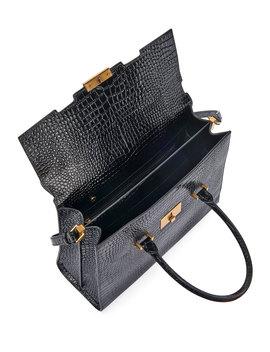 Doctor Medium Crossbody Bag by Saint Laurent