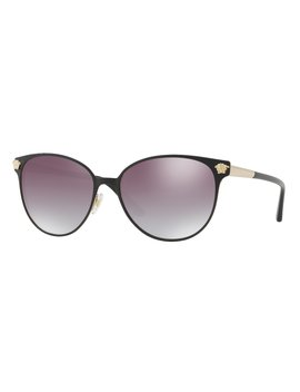 Ve2168 Rock Icon Sunglasses by Versace