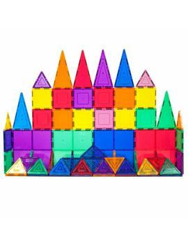 Picasso Tiles Pt100 100 Piece 3 D Magnet Building Tiles by Ebay Seller