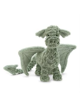 Jellycat Drake The Dragon Plush by Jellycat