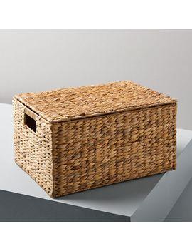 Twist Weave Baskets   Natural by West Elm