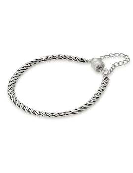Heiress Magnetic Bracelet Rafaelian Silver by Alex And Ani