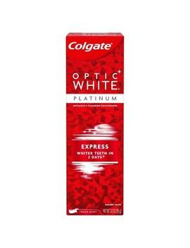 Colgate Optic White Express White Whitening Toothpaste   3oz by Colgate