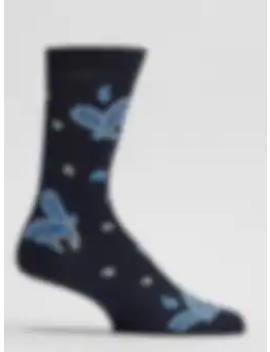 Dark Blue Socks | Mill Valley by John Henric