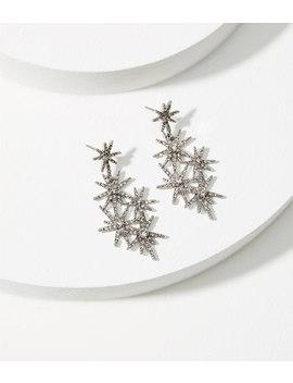 Star Drop Earrings by Loft