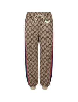 Gg Supreme Sweatpants by Gucci
