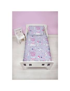 Peppa Pig Sleepy Bed In A Bag Set917/6416 by Argos