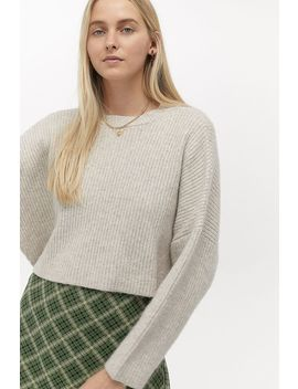 Uo Jerry Knit Jumper by Urban Outfitters