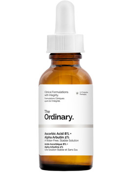 Online Only Ascorbic Acid 8% + Alpha Arbutin 2% by The Ordinary