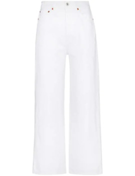60s Extreme Wide Leg Jeans by Re/Done