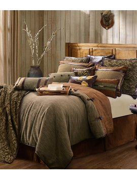 Highland Comforter Set by Hi End Accents