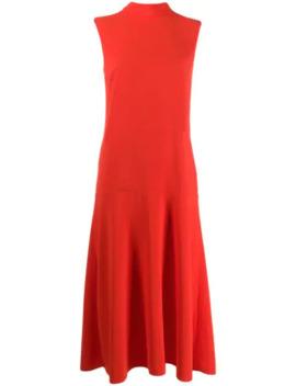 Sleeveless Midi Dress by Victoria Victoria Beckham