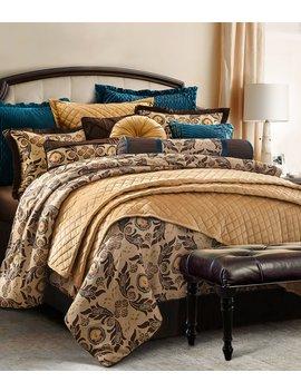 Loretta Comforter Set by Hi End Accents