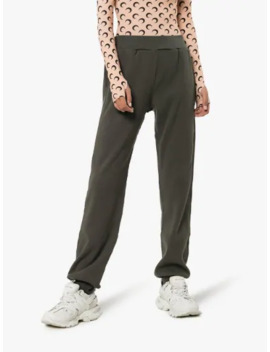 High Waist Logo Print Track Pants by Telfar