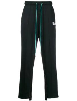 Side Stripe Track Pants by Puma
