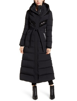 Adina 800 Fill Power Down Maxi Coat by Mackage