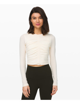 Find Your Feeling Long Sleeve New by Lululemon