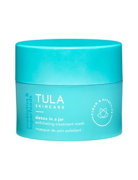 Exfoliating Treatment Mask by Tula Probiotic Skincare
