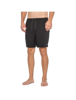 "Quiksilver Waterman Waterman Lockdown Swim Trunks   19"" (For Men) by Quiksilver Waterman"