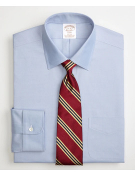 Stretch Soho Extra Slim Fit Dress Shirt, Non Iron Spread Collar by Brooks Brothers