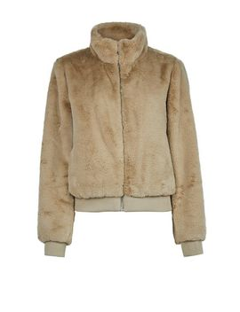 **Only Tan Oversized Coat by Dorothy Perkins