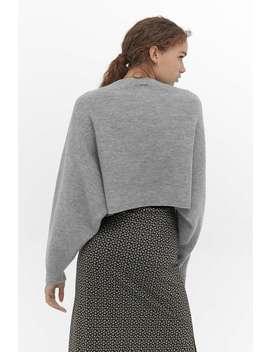 Urban Outfitters – Dehnbarer Pullover Mit Rundhalsausschnitt by Urban Outfitters Shoppen