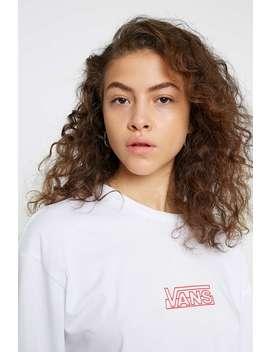 "Vans – Langärmliges T Shirt ""Off The Wall Frame"" by Vans Shoppen"