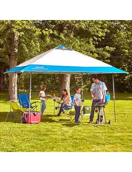 Coleman 13' X 13' Instant Eaved Shelter by Coleman