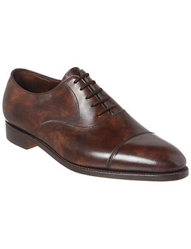 John Lobb City Ii Leather Oxford by John Lobb