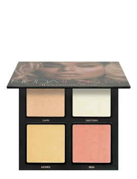3 D Highlighter Palette by Huda Beauty