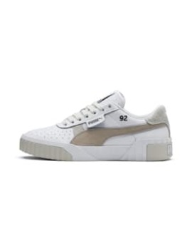 Sg X Puma Cali Leather Suede Women's Sneakers by Puma