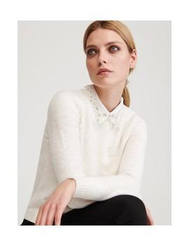 Damen Pullover Und Kragen by Reserved
