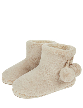 Soft Slipper Boots by Accessorize