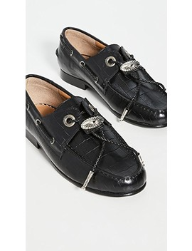 Embossed Loafers by Toga Pulla