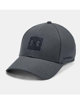 Ua Official Tour 3.0 Cap Men's  Golf Headwear by Under Armour
