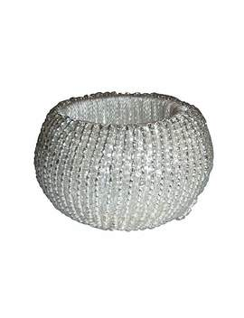 Beaded Napkin Ring by Dunelm