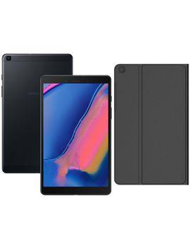"""Galaxy Tab A 8"""" Tablet (2019) & Folio Bundle   32 Gb, Black by Currys"""