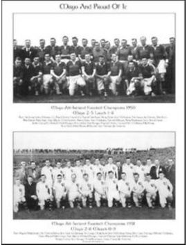 Mayo All Ireland Senior Football Champions 1950/1951: Gaa Print by Ebay Seller