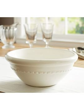 Napoli Serving Bowl by Pottery Barn