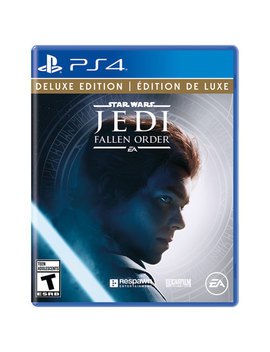 Star Wars Jedi: Fallen Order Deluxe Edition (Ps4) by Best Buy